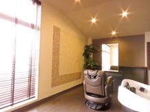 2階には贅沢な空間のVIPルーム完備