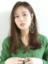 【flap MICHI】杉本郁美  大人ナチュラルロング.9