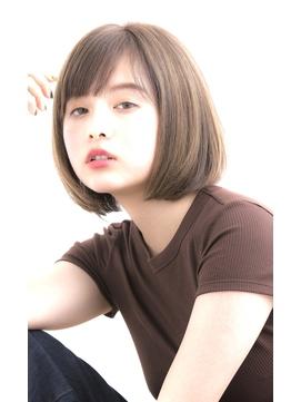 ストレートボブ【Linonaリノナ/林直徳】