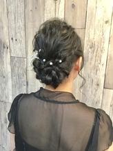 結婚式やパーティー イベントのヘアセットはムーンにどうぞ!.42