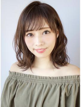 AFLOAT RUVUA新宿 京佳の『時短!大人かわいいデジタルパーマ』
