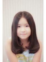 キッズ☆ツヤサラストレートまるでお姫様ラプン・【EARTH菊名】 お姫様.8