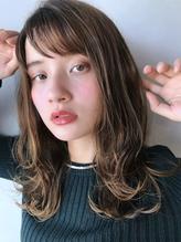 【unami】オシャレ×ミディアムカール☆澤田杏奈.39