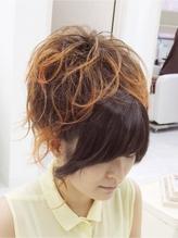 細スジカールアップ☆ 盛り髪.41