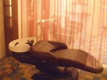 半個室のプライベート空間♪豊富な種類から選べるスパ!オリジナル,プレミアムスパは潤いたっぷりミスト付♪