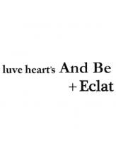 ラブハーツアンドビープラスエクラ(luve heart's And Be+Eclat)