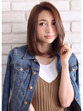 【ROOMS銀座】うるるん美髪の大人女子