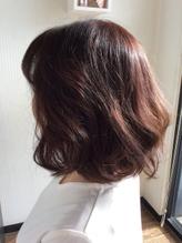 オーガニック・ヘナを使用した白髪染め◎頭皮・髪に優しく、気になる部分はしっかり自然にカバーできる♪