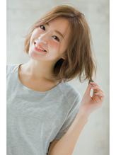 【joemi】イメチェンワンサイドセミウェットタンバルモリ(花野) OL.47