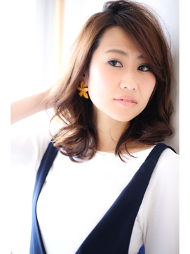 [OCEAN Hair&Life]VERY、STORY風☆大人のスウィングセミディ☆