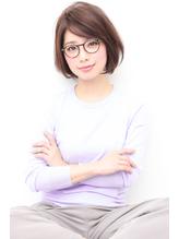 『 mafola徳島』大人可愛い☆ショートボブ.55