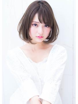 【イルミナカラーアッシュベージュ☆ボブ】Hayato Ooshiro