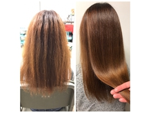 目指せ!艶髪美人!!くせ毛・うねりを改善すれば、ツヤ感もUP