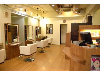 ロコ ヘアーメイク(ROCO HAIR MAKE)(長崎県長崎市/美容室)