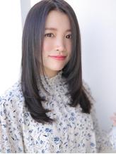 ☆レイヤーたっぷりさらツヤセミディ☆.5
