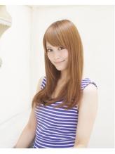 艶髪☆ナチュラル愛されヘア イエローアッシュ.38