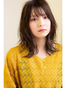 ひし形シルエットのウルフミディ【toki・:・フジモトヒロユキ】