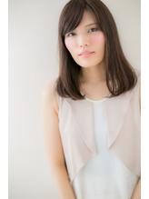 【AGORA銀座】シンプル☆大人ミディアムb.38