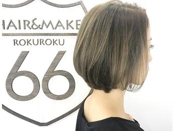 ヘアアンドメイク ロクロク(hair&make ROKUROKU)(東京都葛飾区/美容室)