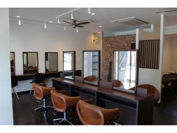 ヘアーカラーカフェ 大内店(HAIR COLOR CAFE)(山口県山口市/美容室)