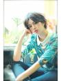 ROJITHA☆BROOkLYNガール/エアリーショート  TEL03-6427-3460