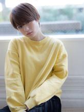 【若井】ナチュラルストレートショート.54
