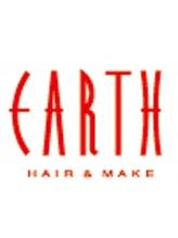 ヘアメイク アース 浜松市野店(HAIR & MAKE EARTH)