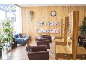 ブランコ 丸亀土器店(blanco)(香川県丸亀市/美容室)