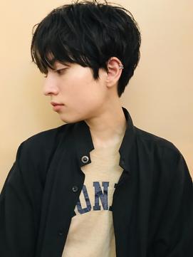 gender less 大人ショート【Luxe 高橋あや】