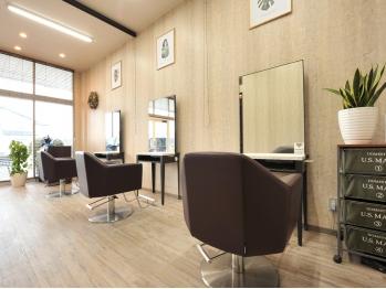 ヘアーサロン エイム(hair salon Ame)(群馬県伊勢崎市/美容室)
