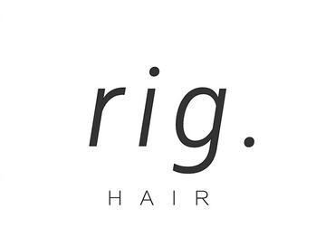リグ(rig.)(鹿児島県鹿児島市/美容室)