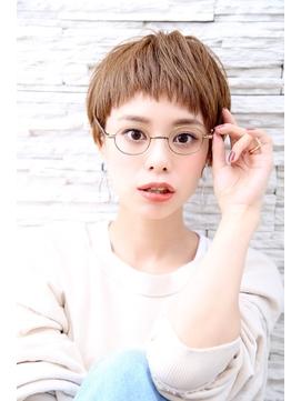 【OCEAN Hair&Life苦楽園/夙川/芦屋】ベリーショートレイヤー☆