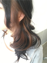 毎日モテ髪☆まとめると可愛いハイライトインナーカラー モテ髪.48
