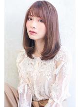 【中井翔平】小顔 大人可愛い ブランジュ  艶 極みストレート.8