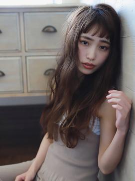Belle BIANCA オン眉ロングヘア by竹内