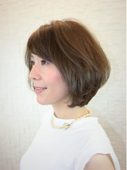 40代大人女性にぴったりな美容院の特徴 アミティエ(amitie')