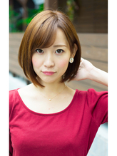 【Freres】デジタルパーマ☆バレイヤージュ☆クラシカルロブ クラシカル.48