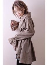 【Marl】ハイライト入り抜け感ボブ♪ .10