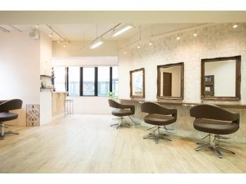 クロムヘアー(CHROME HAIR)(神奈川県横浜市中区/美容室)