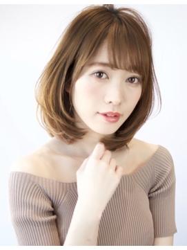 【イルミナカラー】20ー50代幅広く人気◎2分完成★ひし形ヘア