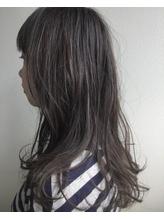 暗髪グラデーションカラー.14