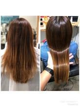 髪質改善髪修復ハリコシ艶髪トリートメントコース.1