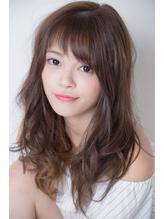 外国人風 ゆるふわヘア&ピンキーアッシュ☆ 大人カワイイ.36