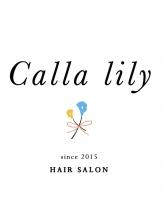 カラーリリー(calla lily)