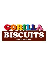 ゴリラビスケッツ(GORILLA BISCUITS)