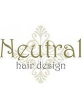 ニュートラルヘアーデザイン(Neutral hair design)