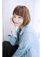 美髪デジタルパーマ/バレイヤージュノーブル/クラシカルロブ/837 シュシュ.51
