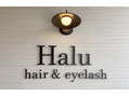ハルヘアアンドアイラッシュ(Halu hair & eyelash)(美容院)