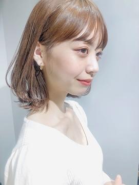 【EMMA】ミディアムレイヤー イルミナカラー【MARIA】