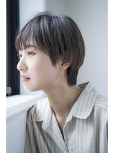 [Cafune/池袋]☆ブルージュマニッシュショート☆02  .11